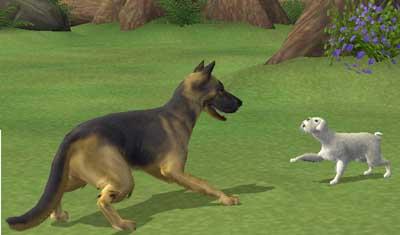 """el jeugo tendra a su disposicion un gran arsenal de """"animals"""" entre ellos los esperados perros"""